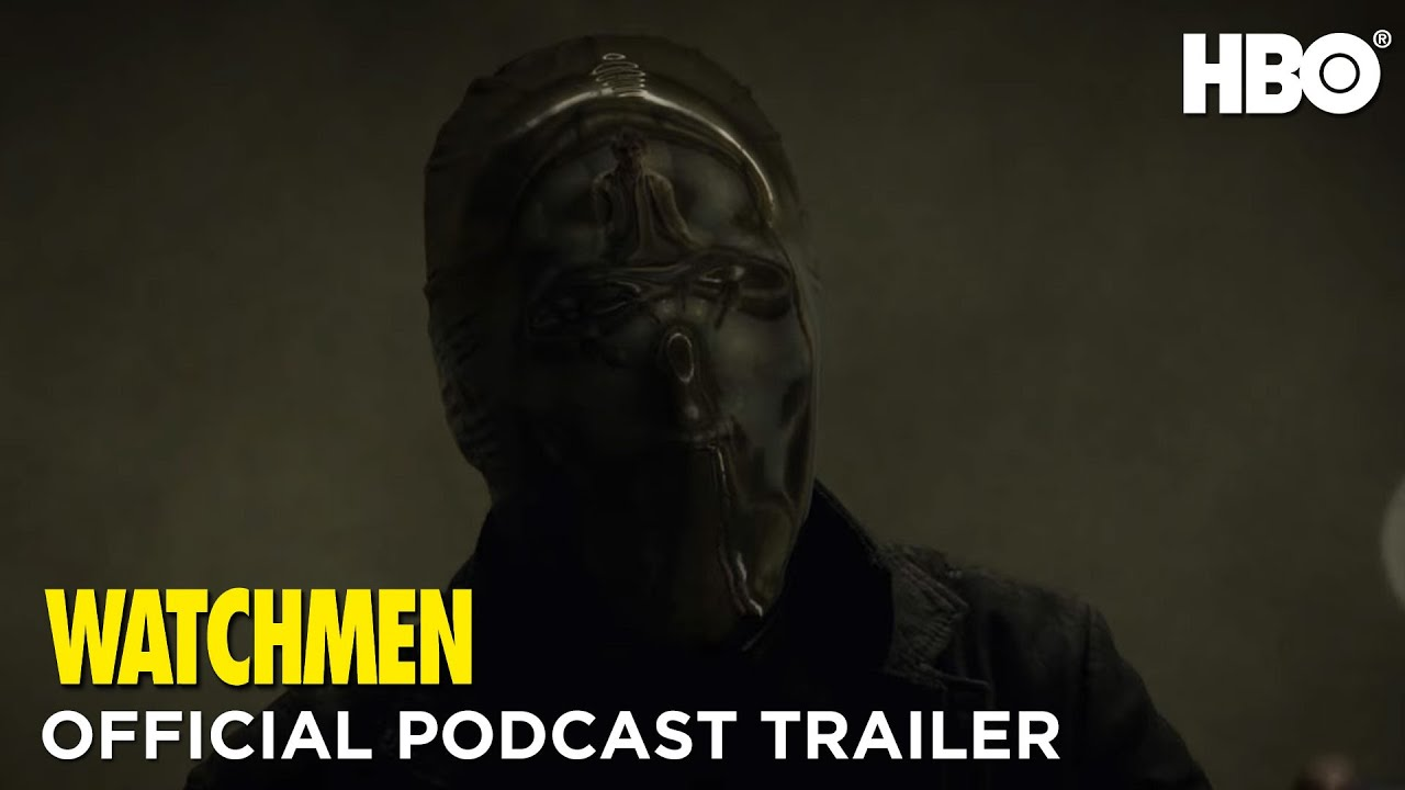 Watchmen : Podcast | Official Trailer | HBO