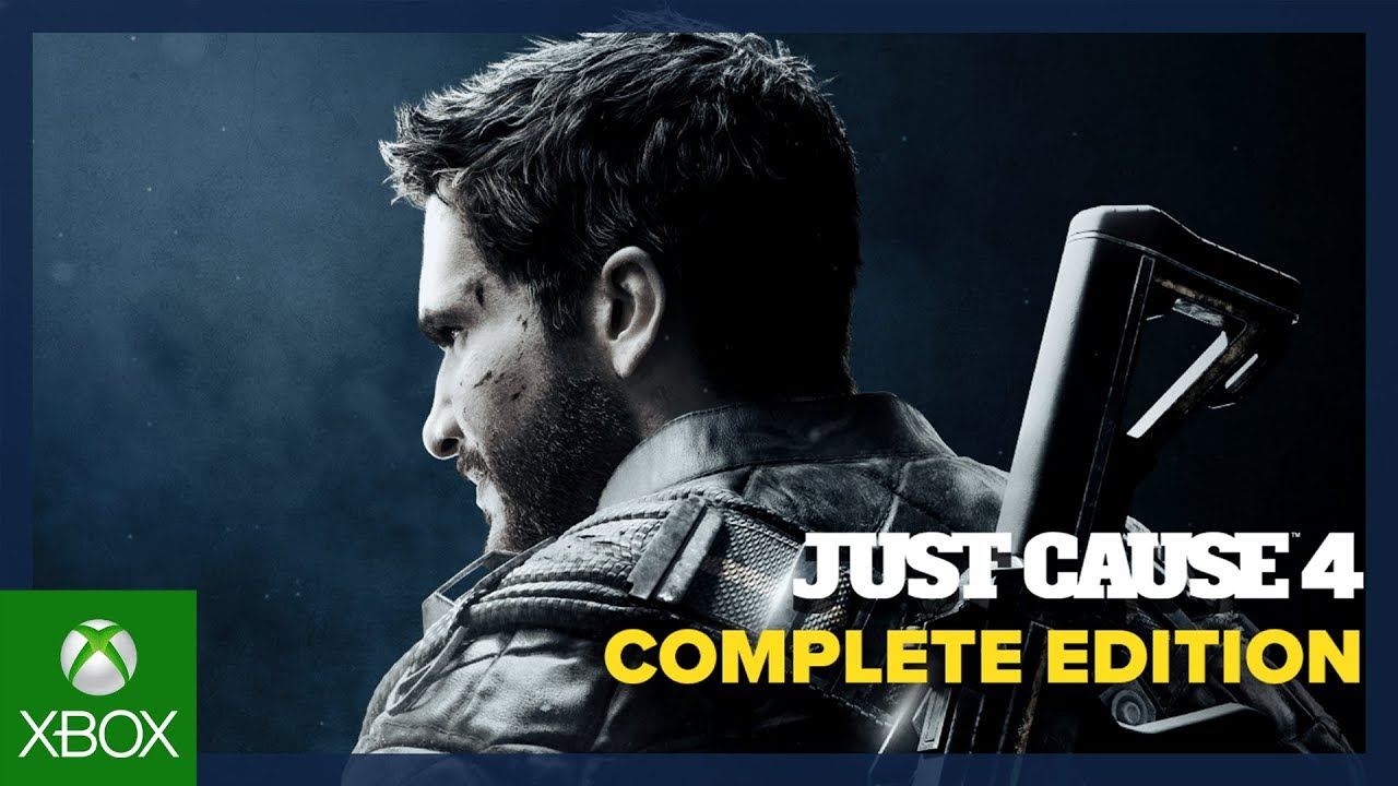 Just Cause 4 Complete Edition Trailer
