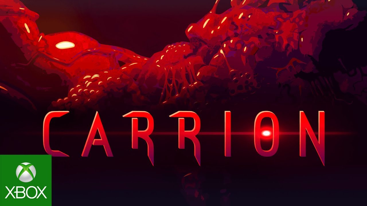 Carrion - Gameplay Trailer