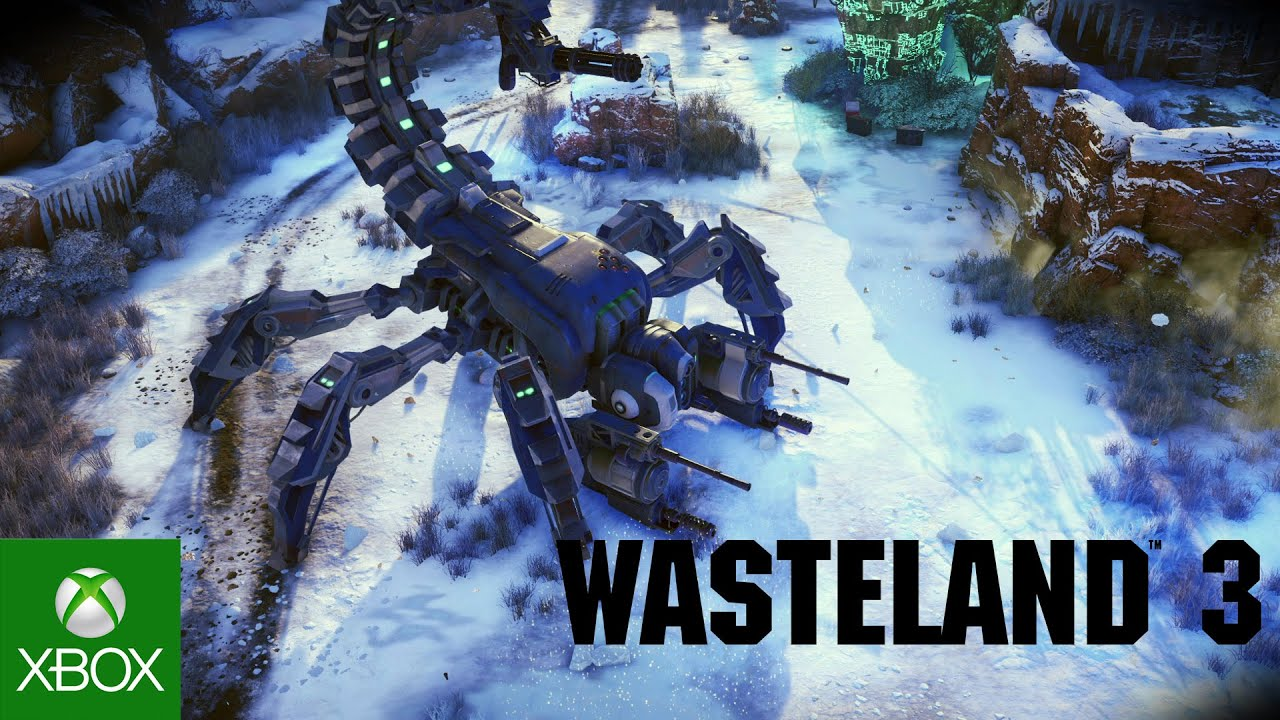 Wasteland 3 - X019 - 1987 Trailer