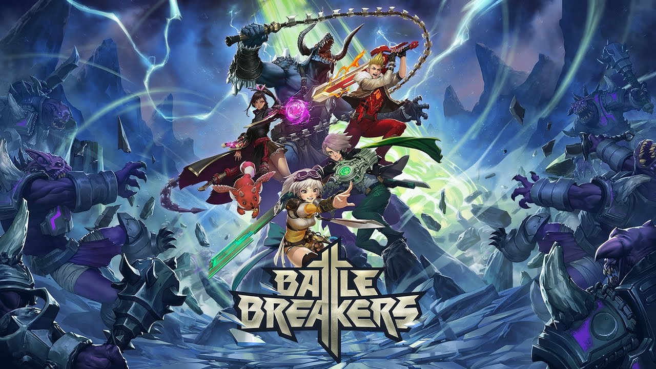 Battle Breakers - Official Launch Trailer