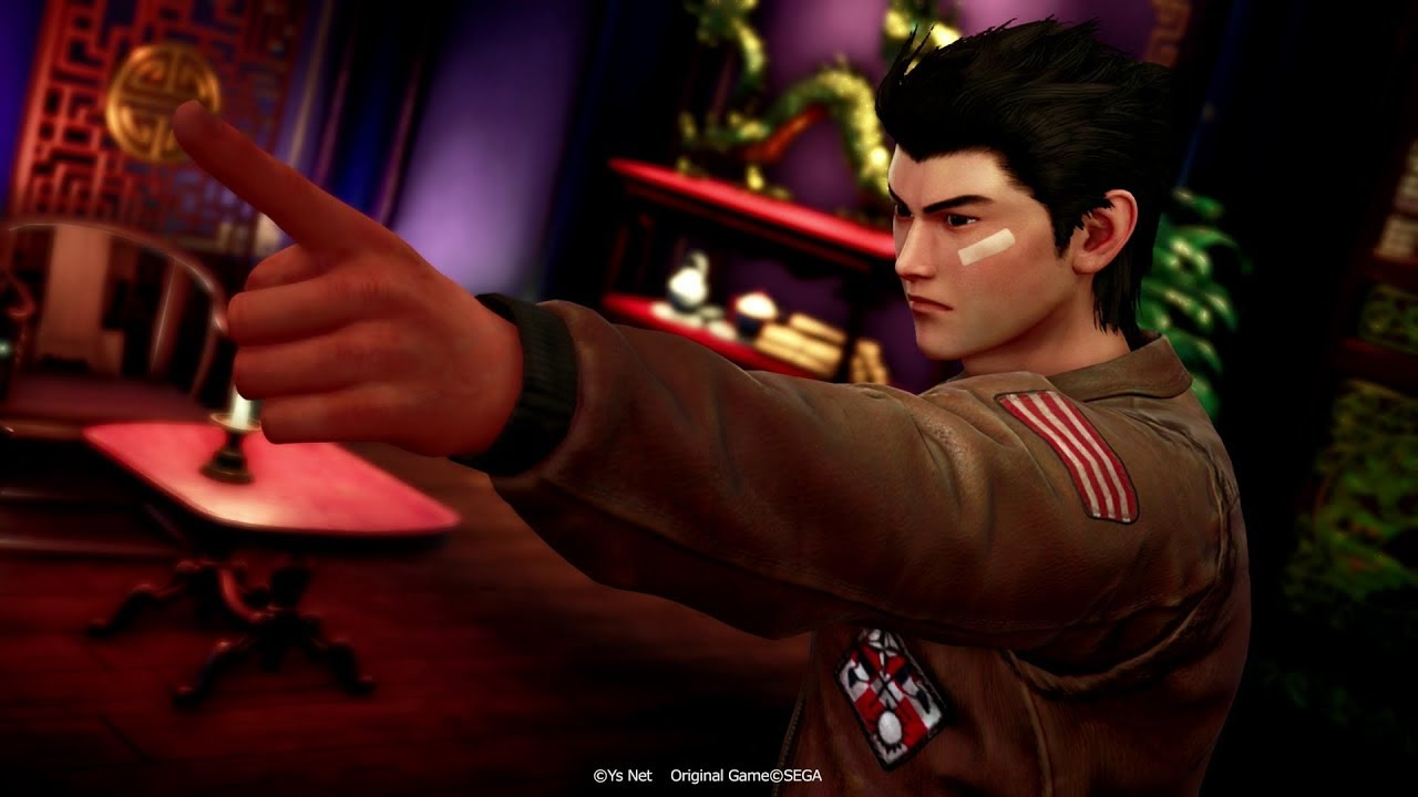 Shenmue III - Launch Trailer - The Story Goes On