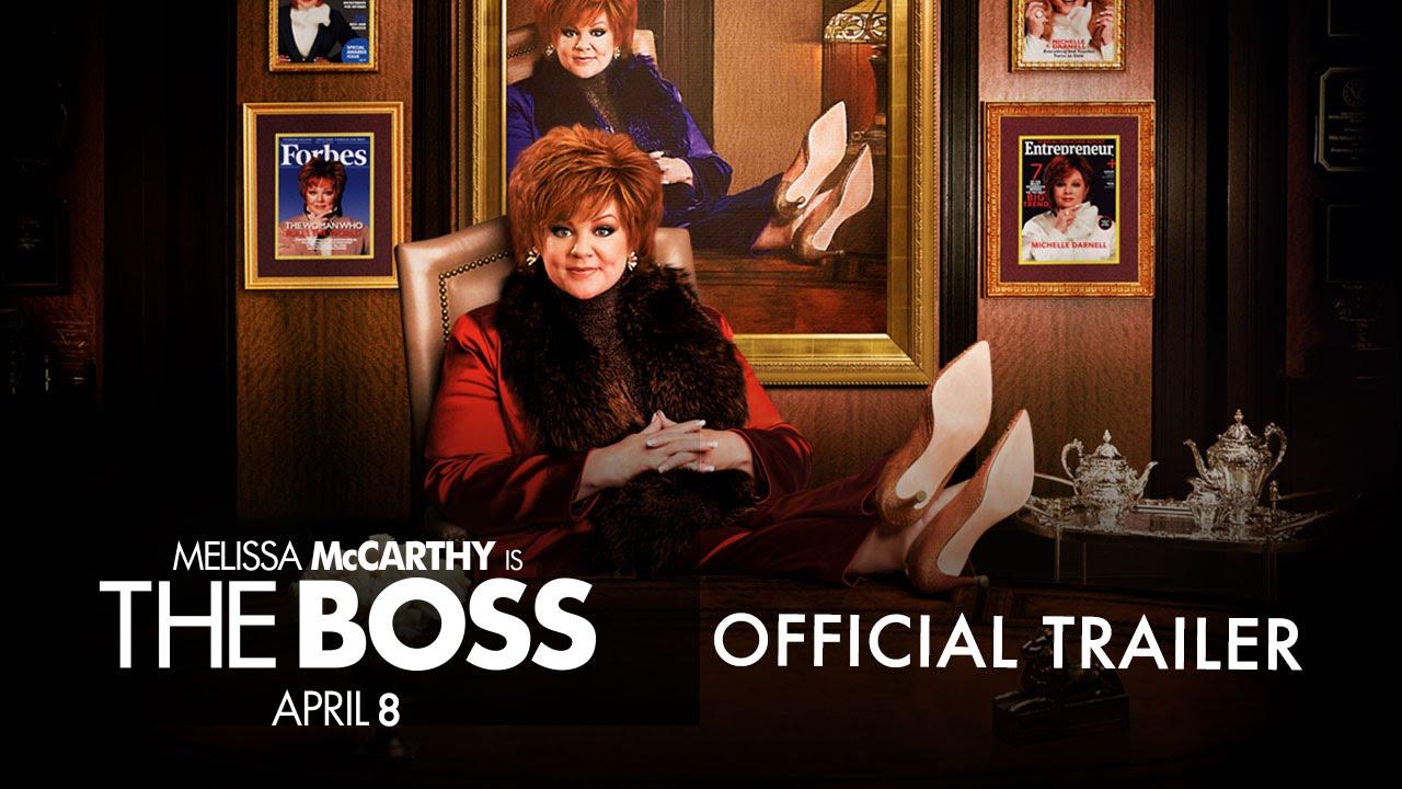The Boss - Official Trailer