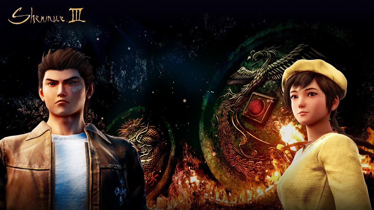 Shenmue III - Launch Trailer