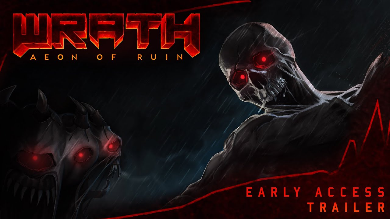 WRATH: Aeon of Ruin Early Access Trailer