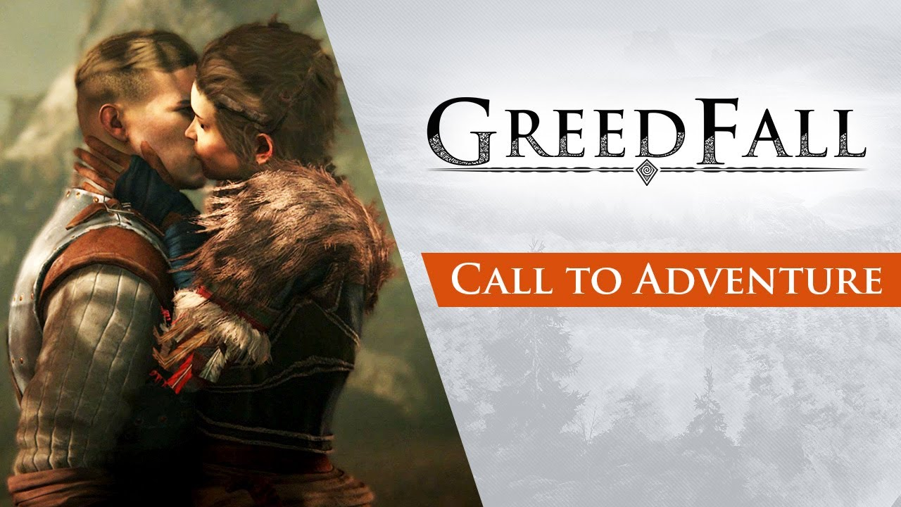 "GreedFall - ""Call to Adventure"" Trailer"