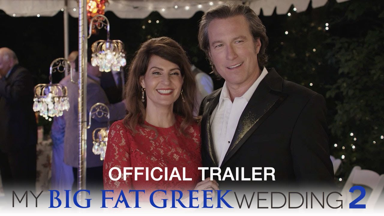 My Big Fat Greek Wedding 2 - Official Trailer