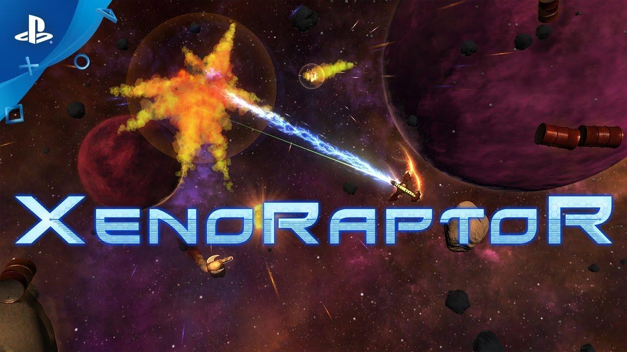 XenoRaptor - Announce Trailer