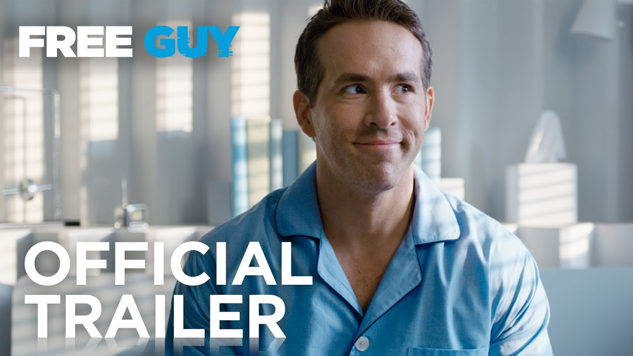 Free Guy | Official Trailer