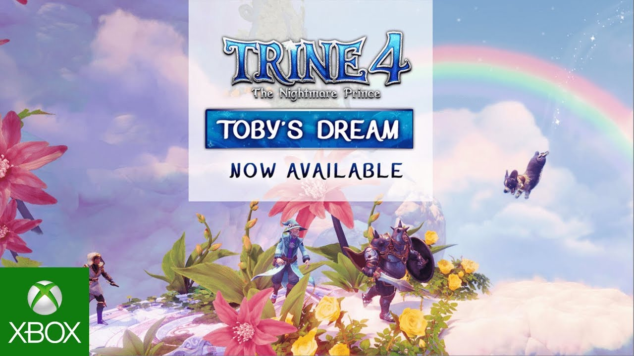 Trine 4 - Toby's Dream Trailer