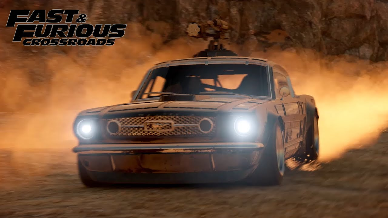 Fast & Furious Crossroads - Coming May 2020