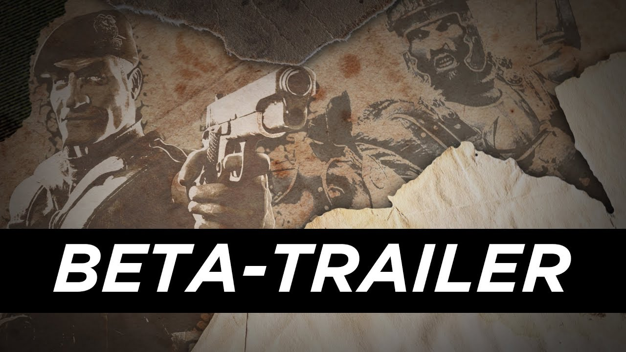 Commandos 2 & Praetorians: HD Remaster - Beta Trailer (US)