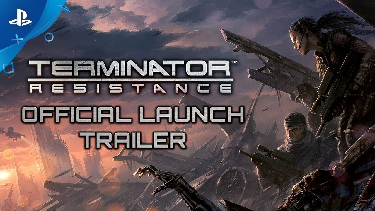 Terminator: Resistance - Launch Trailer