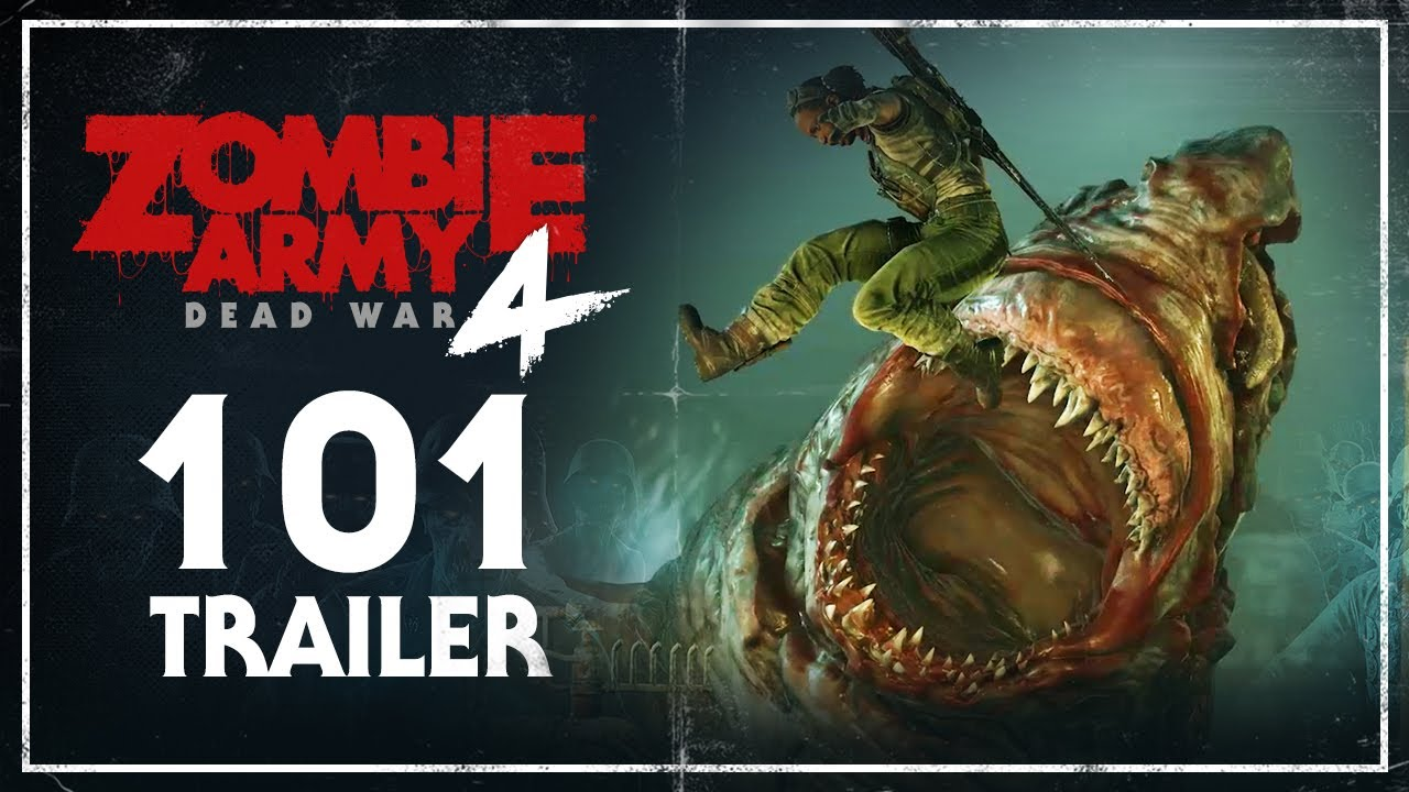 Zombie Army 4: Dead War - 101 Trailer