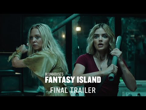 FANTASY ISLAND - Final Trailer (HD)