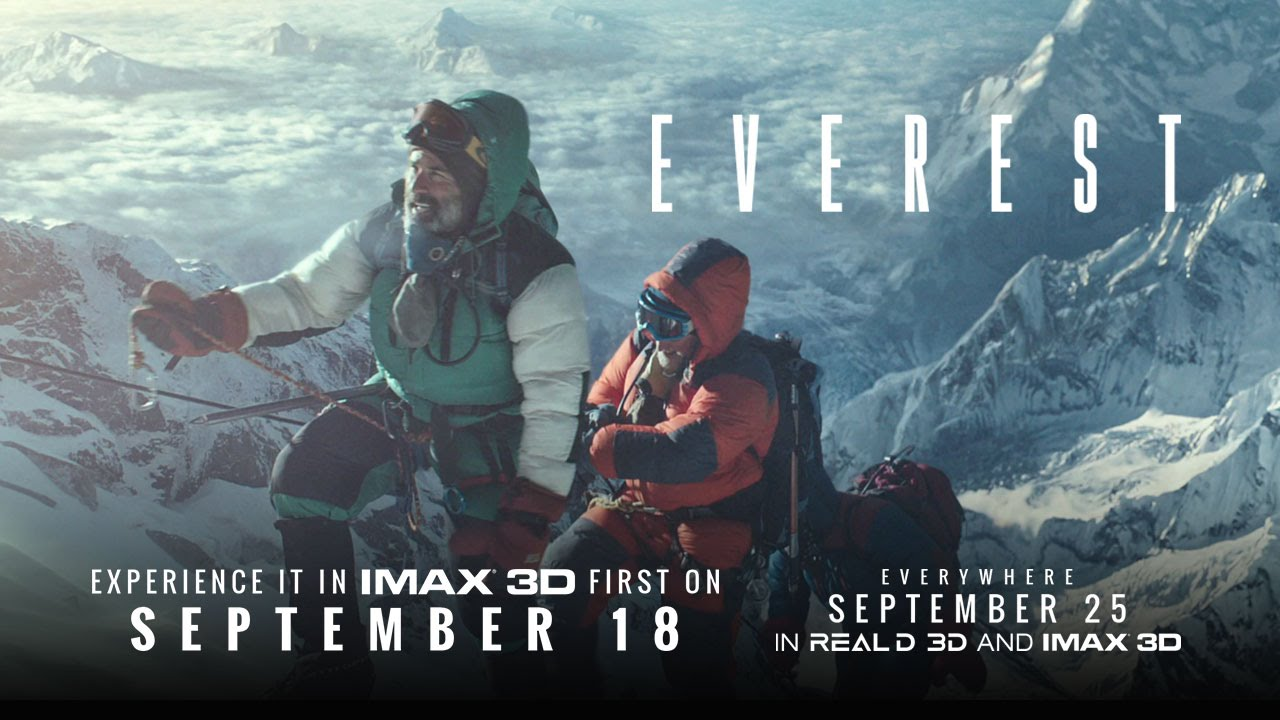Everest - In Theaters September 18 (TV Spot 2)