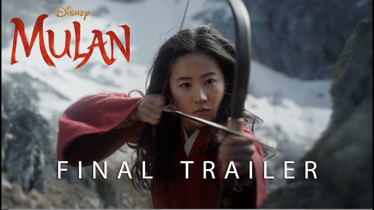 Disney's Mulan | Final Trailer