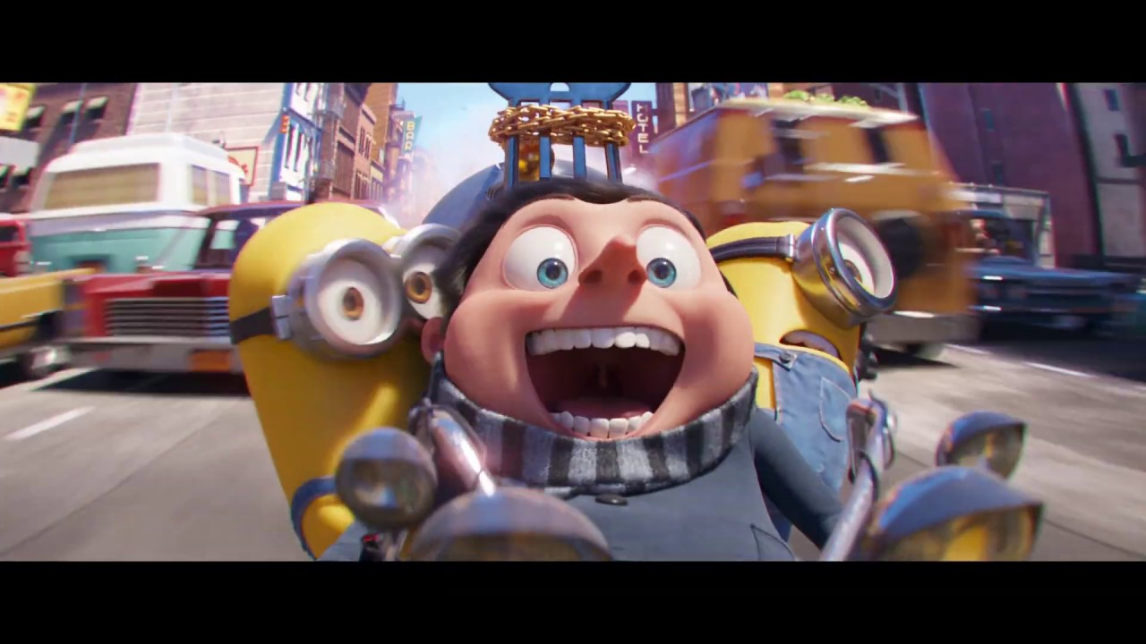 Minions 2: The Rise of Gru - Get Ready