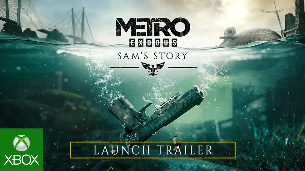 Metro Exodus - Sam's Story Launch Trailer