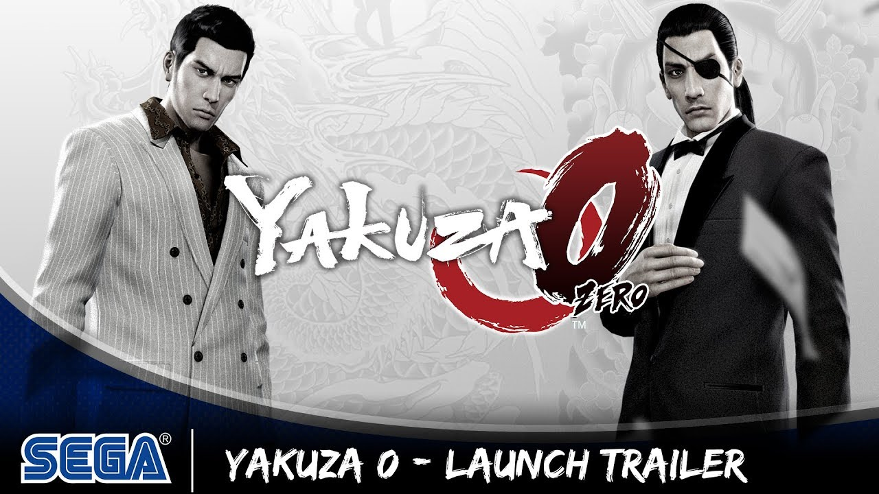 Yakuza 0 Xbox One Launch Trailer