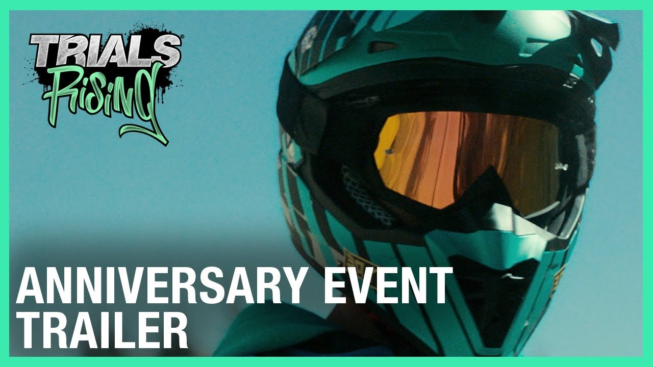 Trials Rising: Anniversary Event Trailer