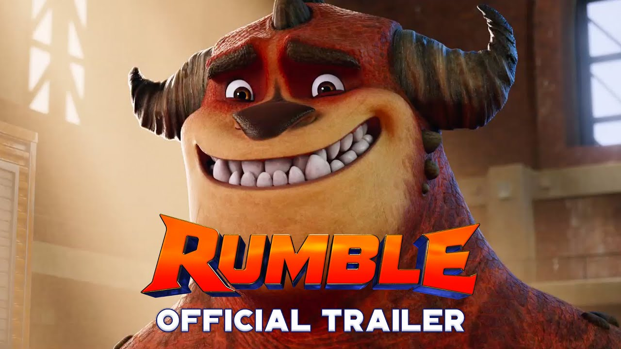 Rumble (2021) - Official Trailer
