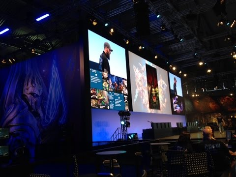 World of Warcraft: Herausforderungsdungeon – gamescom, 6. August #BlizzGC2015