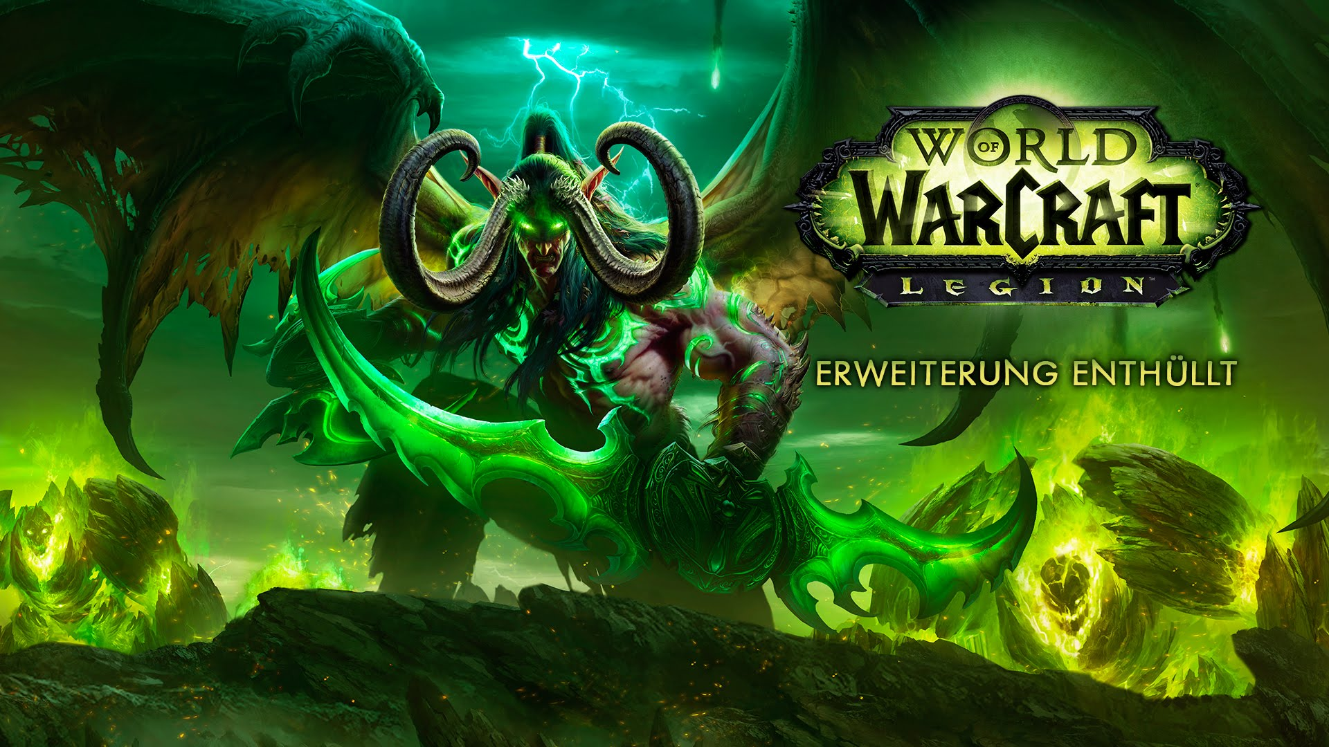 World of Warcraft: Legion – Übersicht der Features (DE)