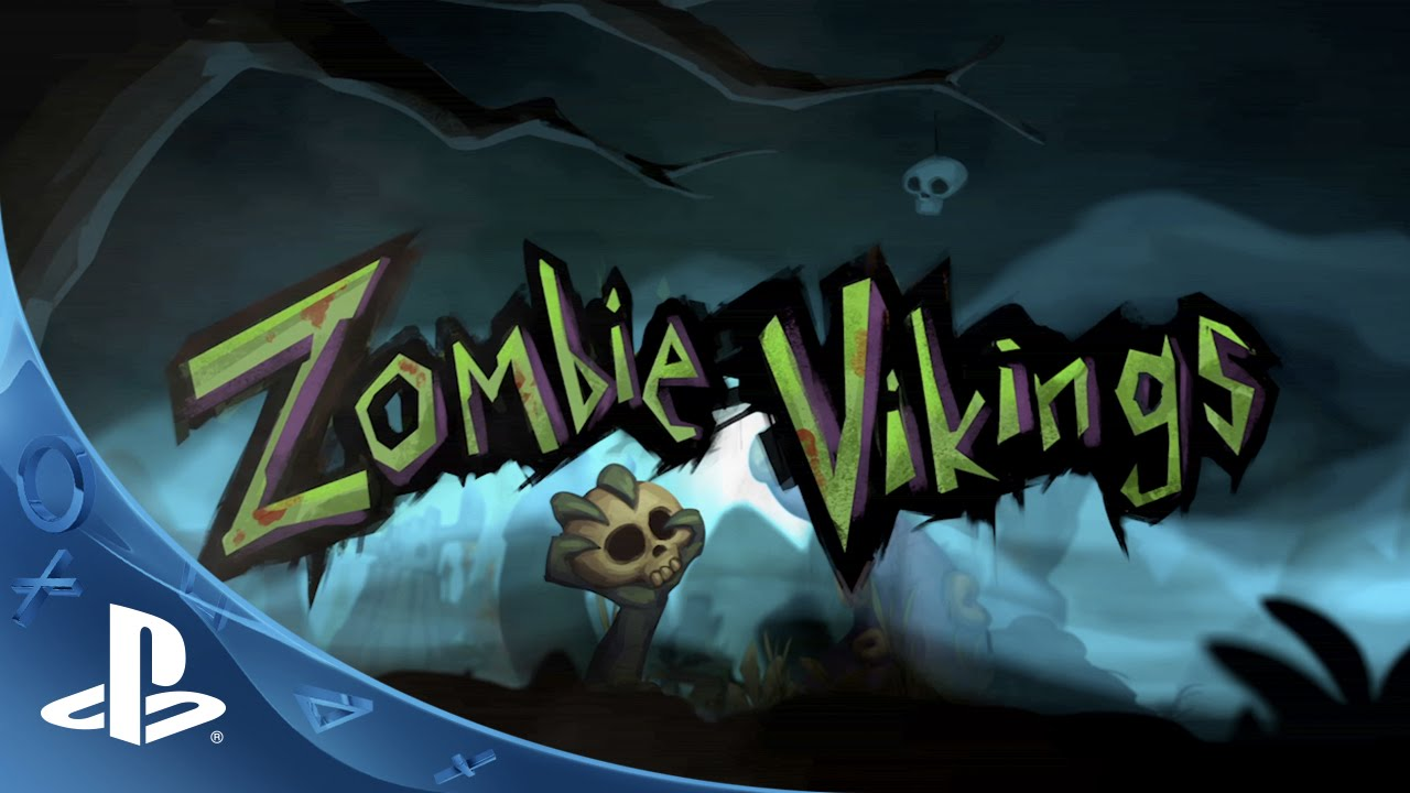 Zombie Vikings Trailer | PS4