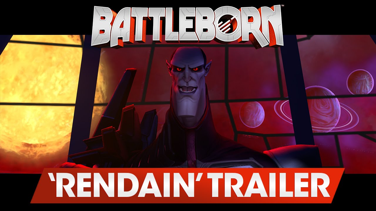Battleborn 'Rendain' Trailer