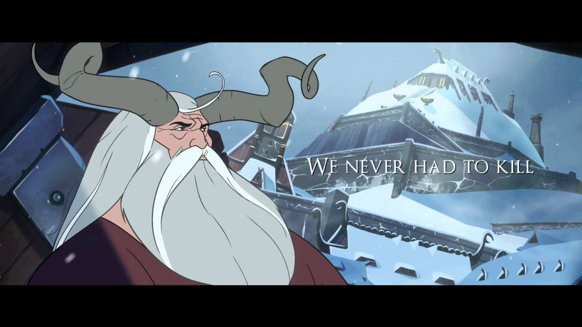 The Banner Saga | Launch trailer