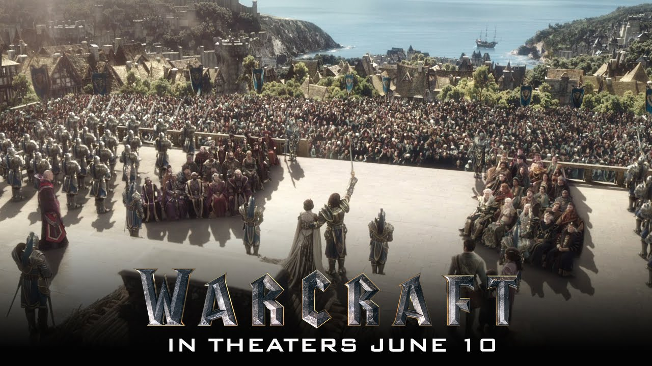 Warcraft - In Theaters June 10 (TV Spot 1)