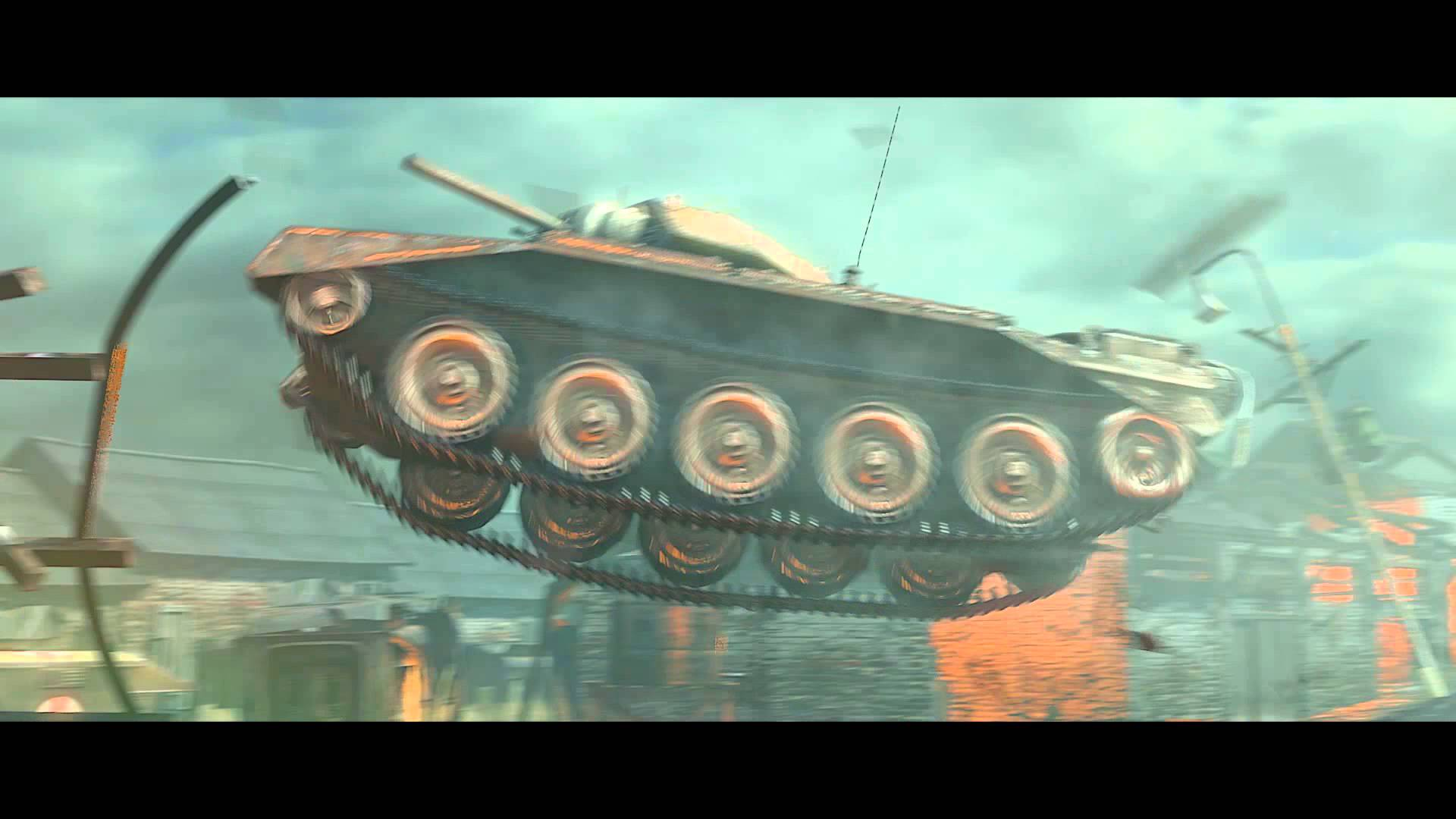 World of Tanks | Announcement trailer | PS4