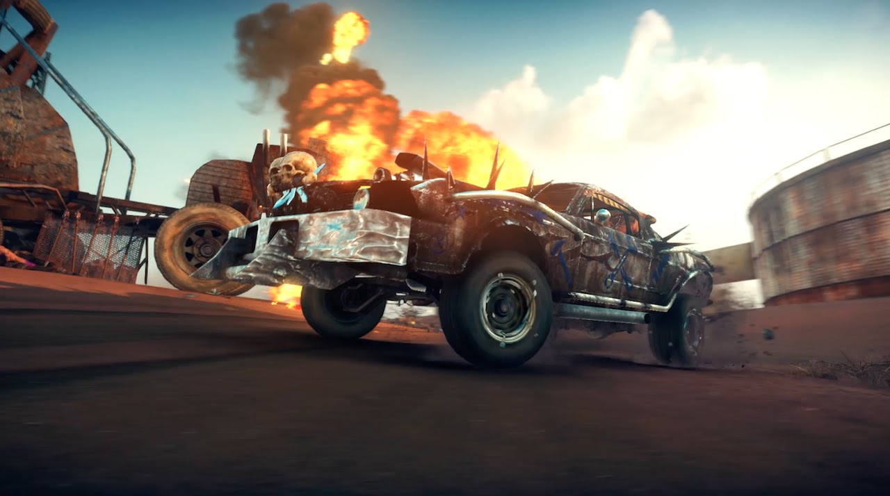 Mad Max Multiple-Choice Gameplay Trailer
