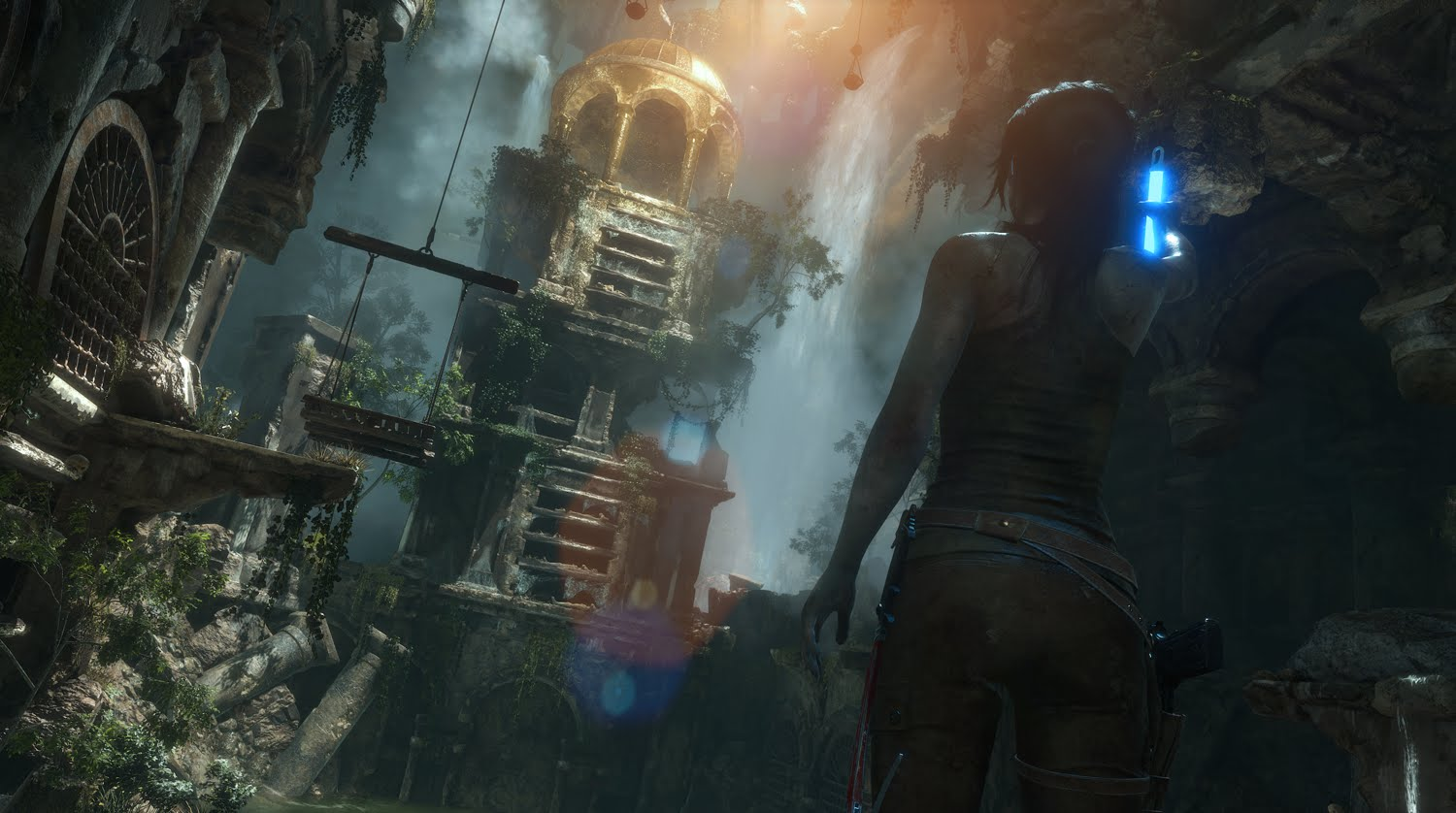 Rise of the Tomb Raider PC Launch Trailer