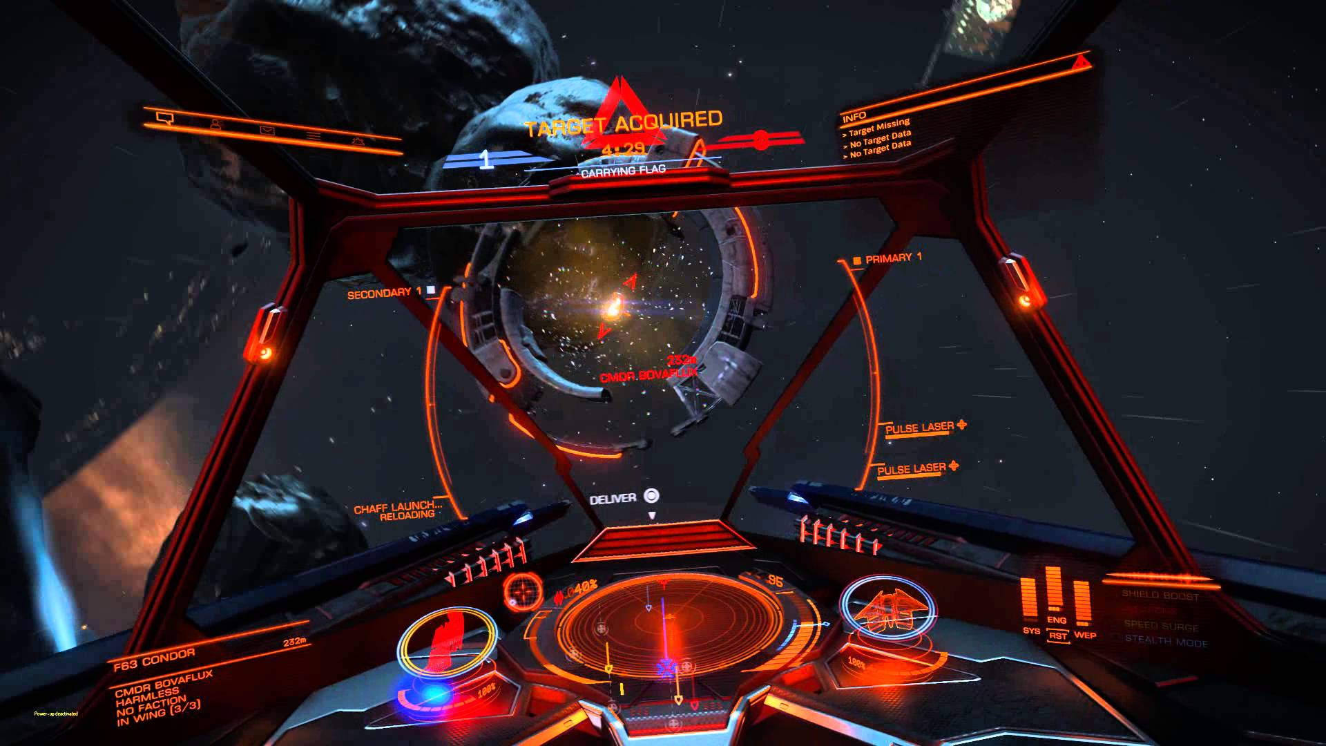 Elite: Dangerous CQC Gameplay Trailer Xbox One