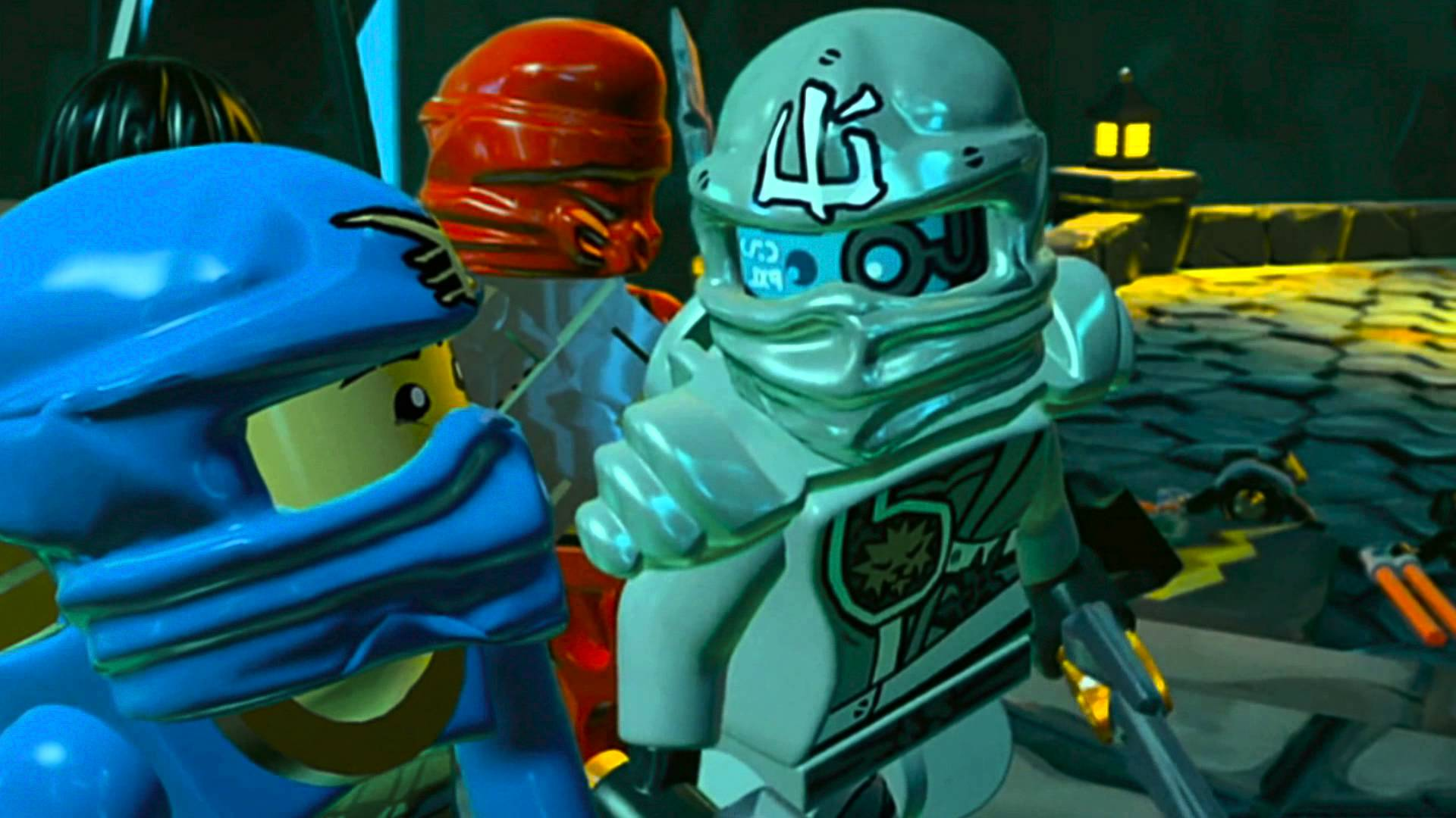 LEGO Ninjago: Shadow of Ronin Mobile Game Launch Trailer