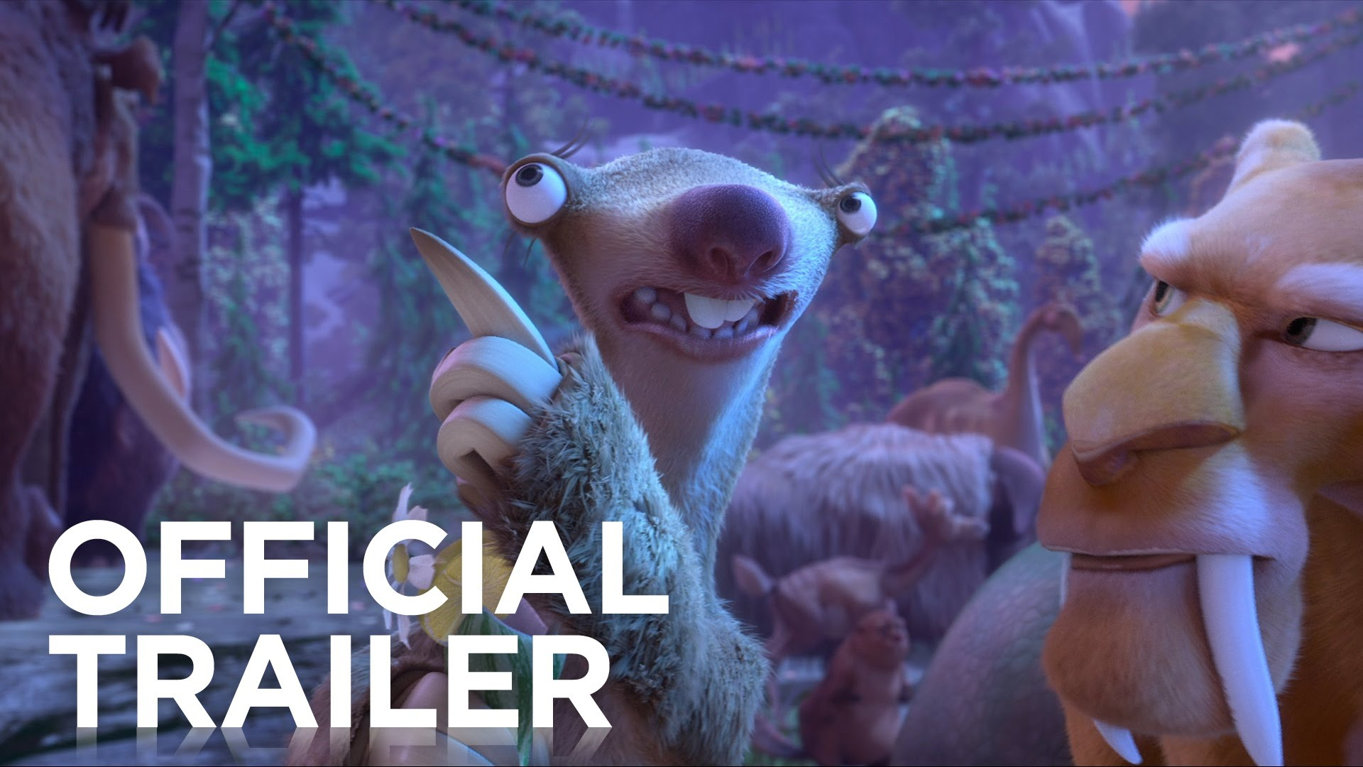 Ice Age: Collision Course | Official Trailer #2