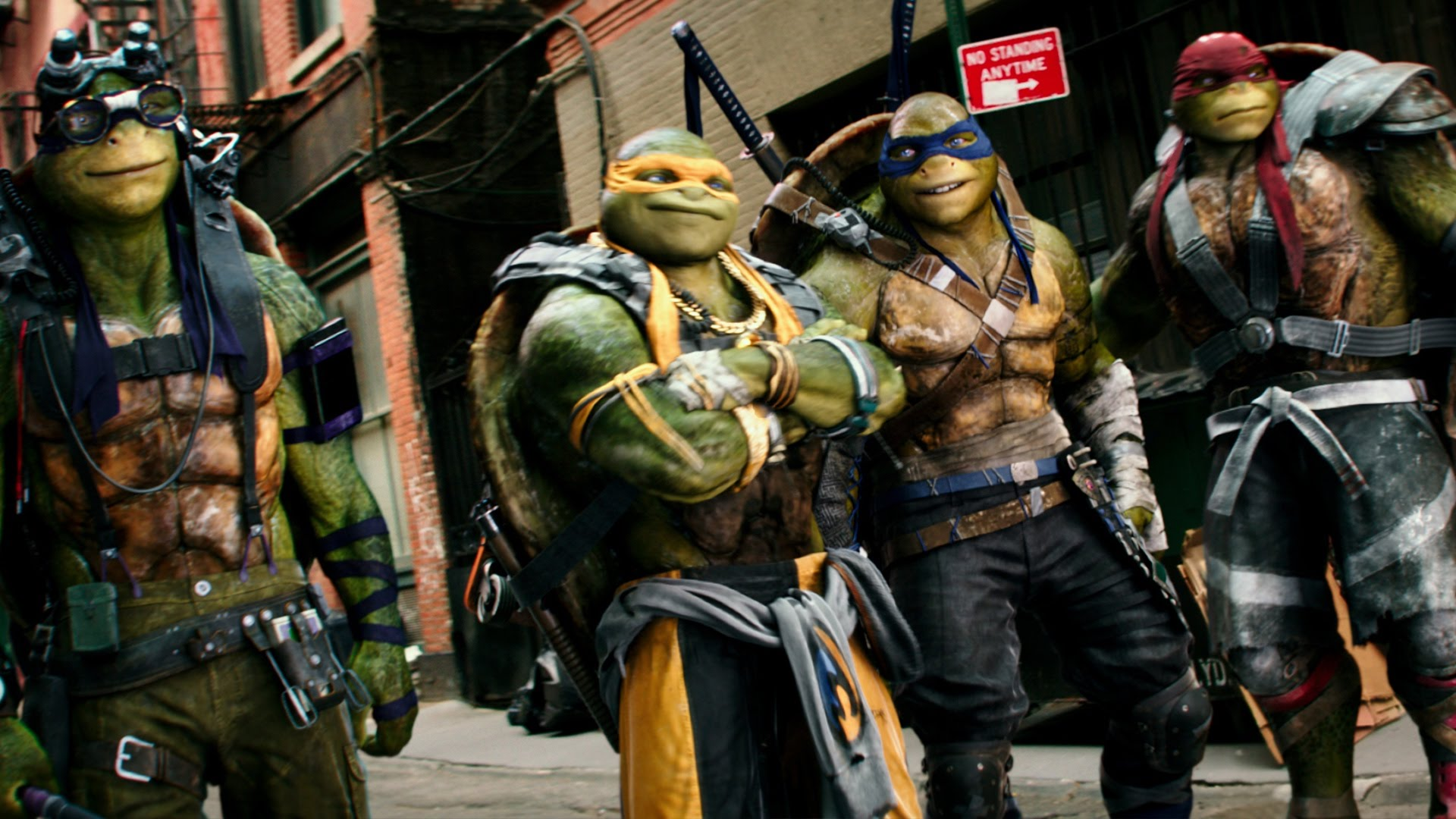 Teenage Mutant Ninja Turtles: Out of the Shadows | Trailer #1