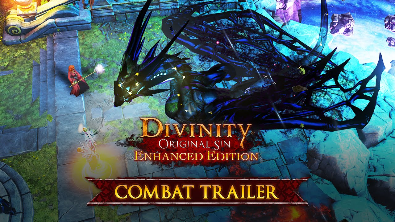 DIVINITY ORIGINAL SIN ENHANCED EDITION - CONSOLE COMBAT TRAILER