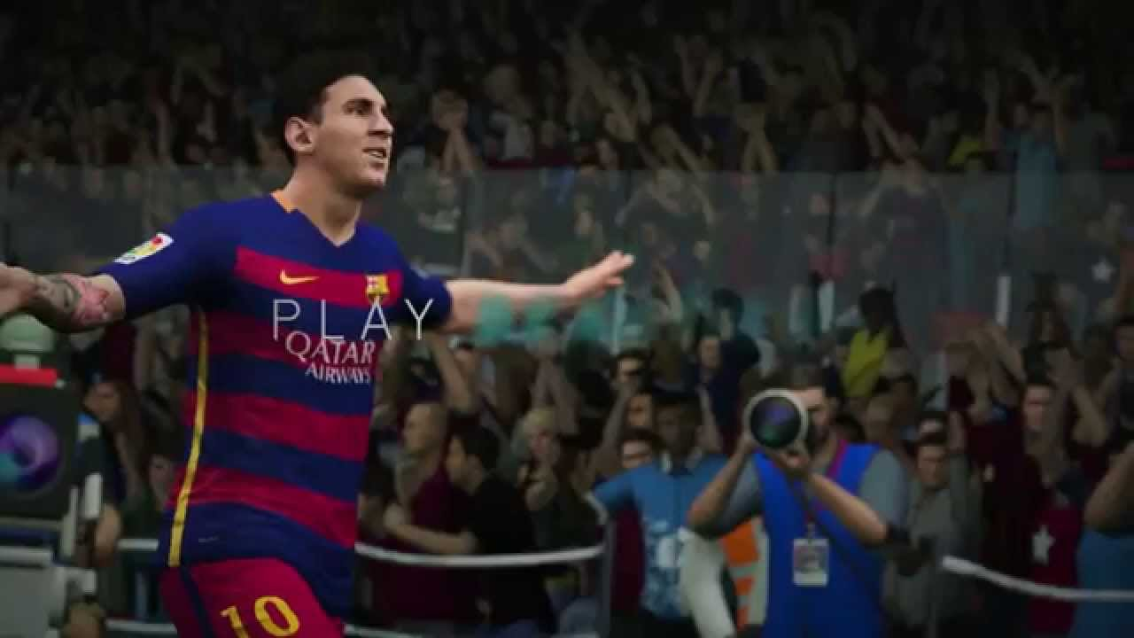 FIFA16 | Gamescom trailer | PS4