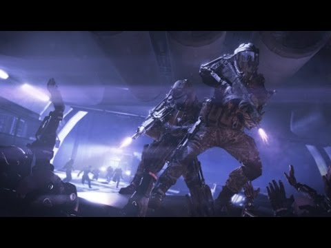 Warface Cyber Horde Co-op Trailer