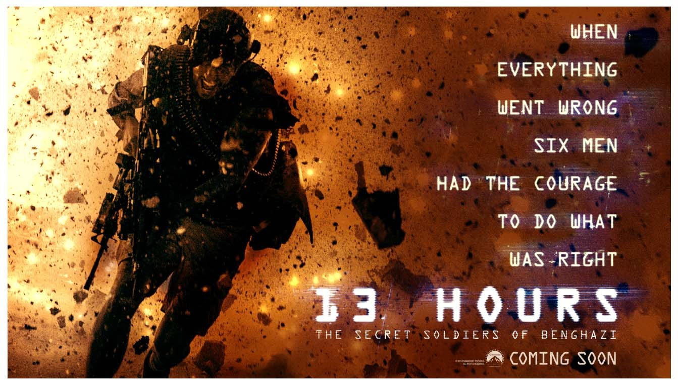 13 HOURS: THE SECRET SOLDIERS OF BENGHAZI | Trailer | PPI