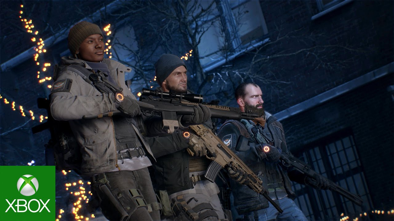 Tom Clancy's The Division Trailer - RPG Gameplay