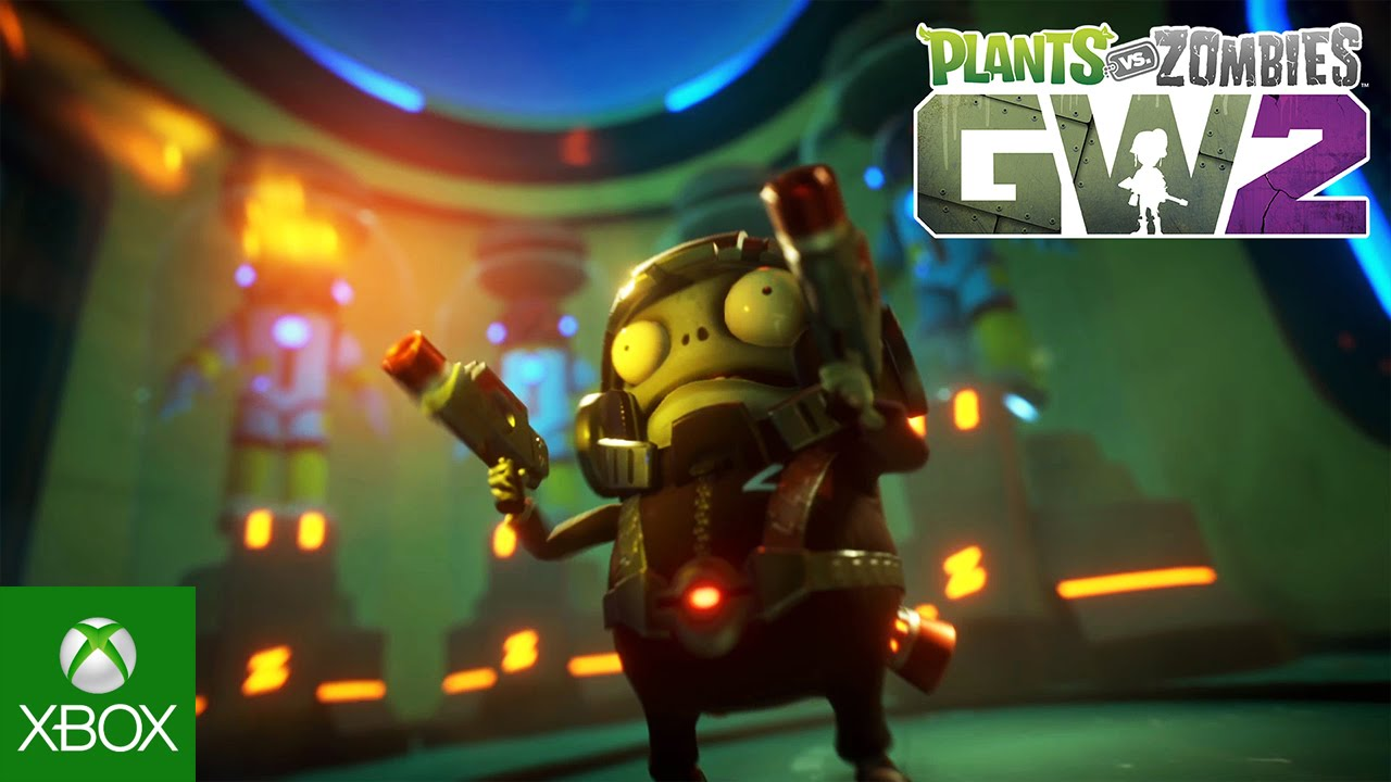 Plants vs. Zombies Garden Warfare 2 - Multiplayer Beta Trailer