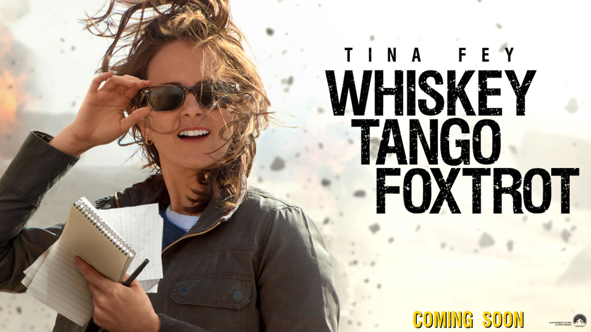 Whiskey Tango Foxtrot | Trailer #1