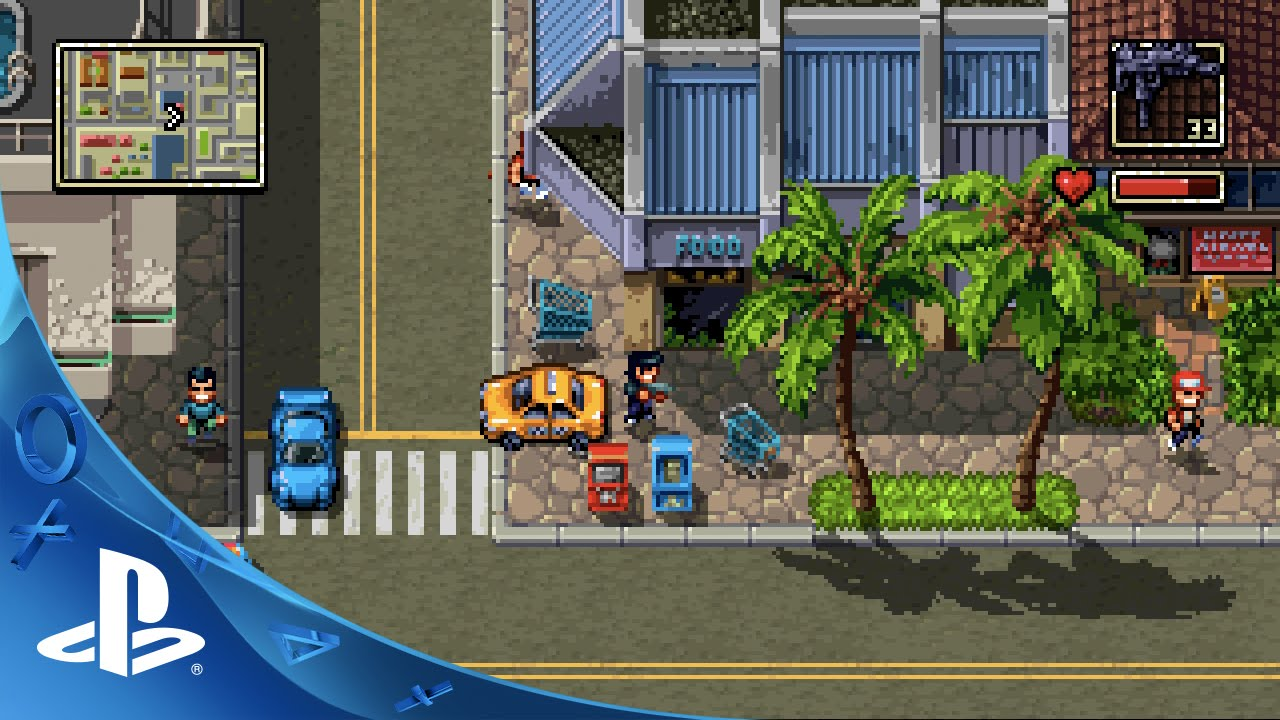 Shakedown Hawaii - Announcement Trailer