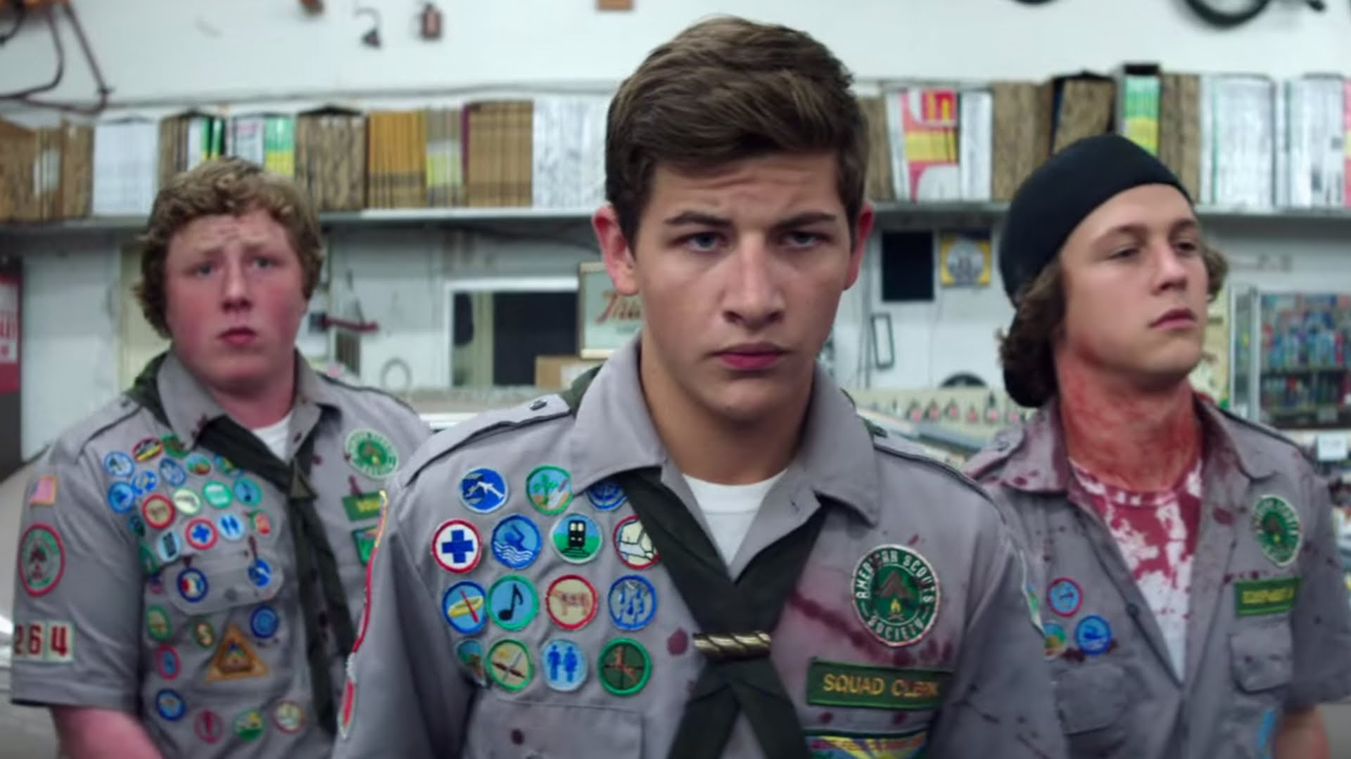 Scouts Guide to the Zombie Apocalypse | Trailer