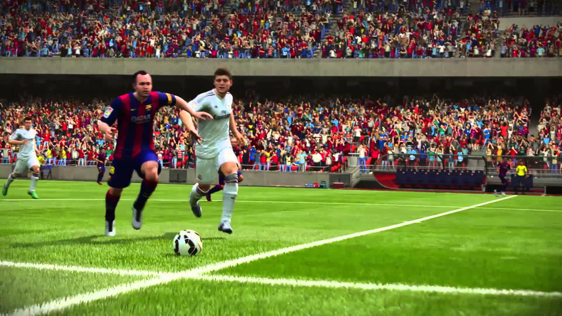 FIFA16 | Dev trailer | PS4