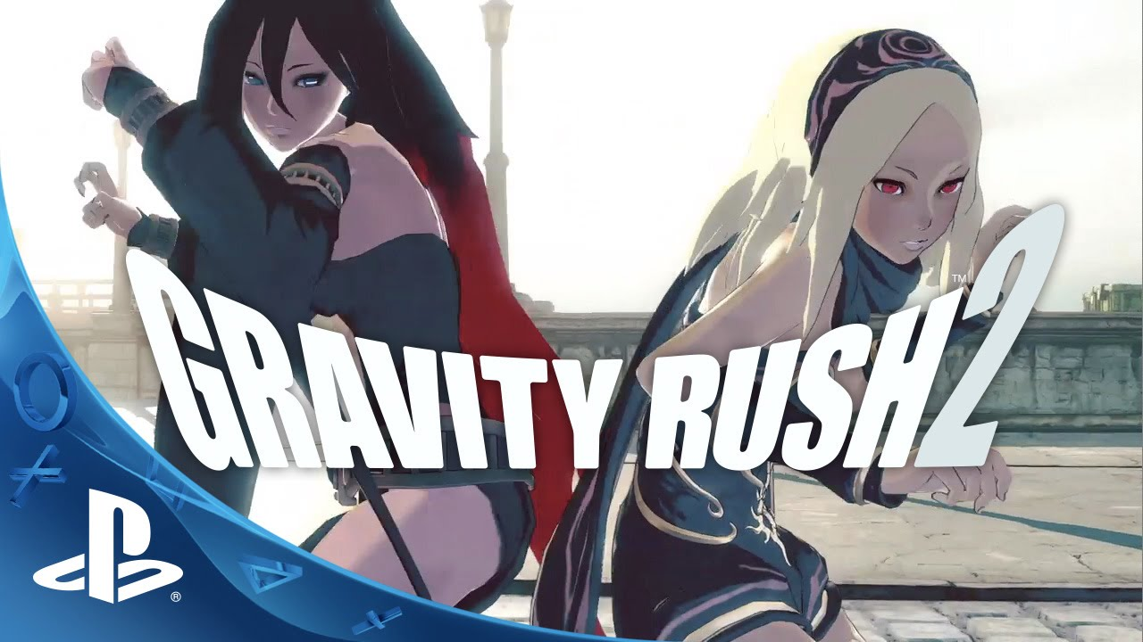 Gravity Rush 2 Official Announce Trailer